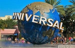 Universal studios travel