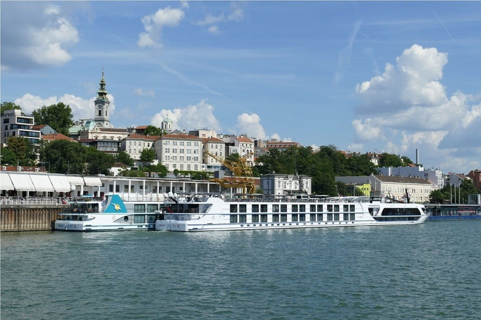 River Cruise Belgrade