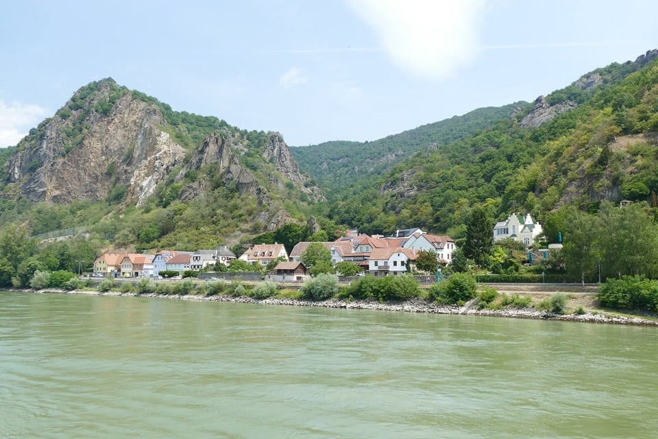 River Cruise Danube