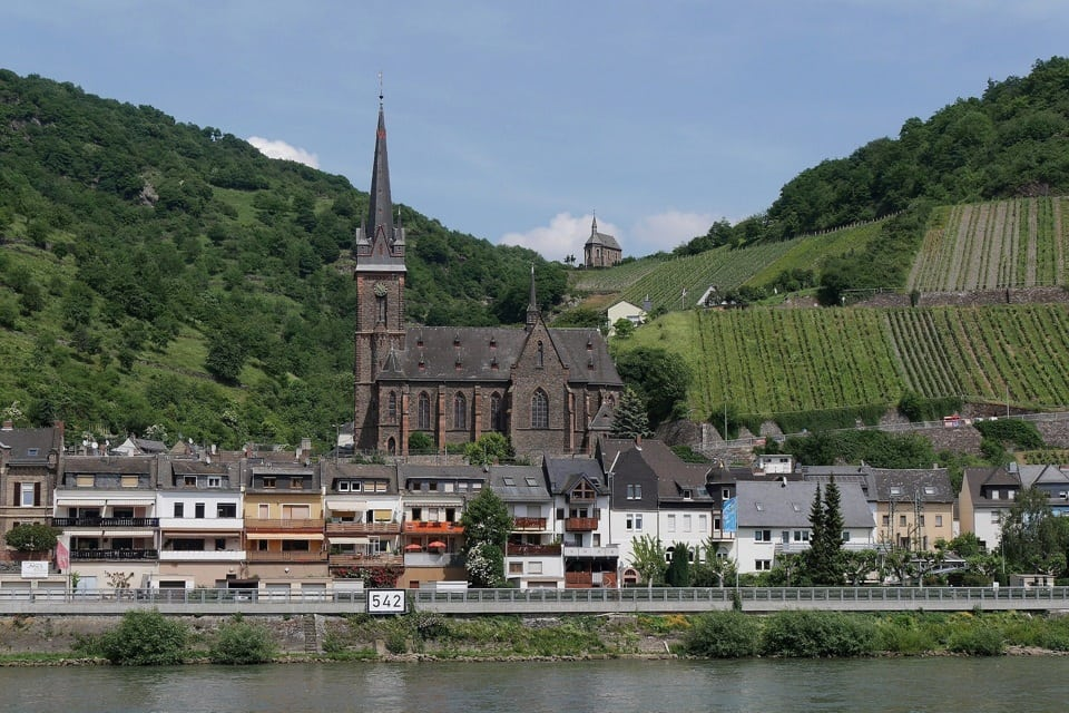 River Cruise Rhine River