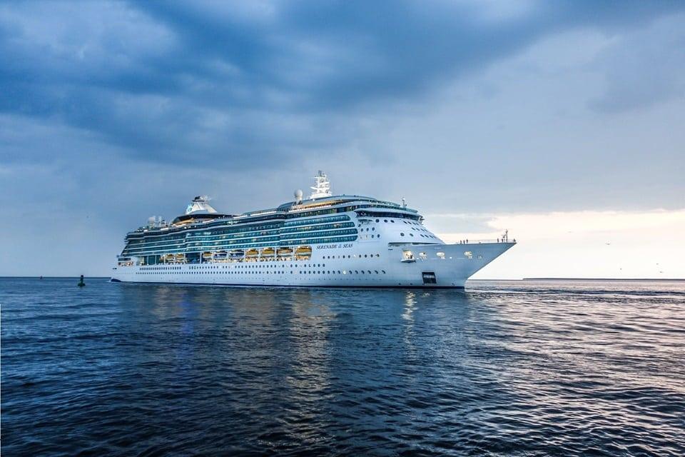 Sea Cruise Serenade Of The Sea